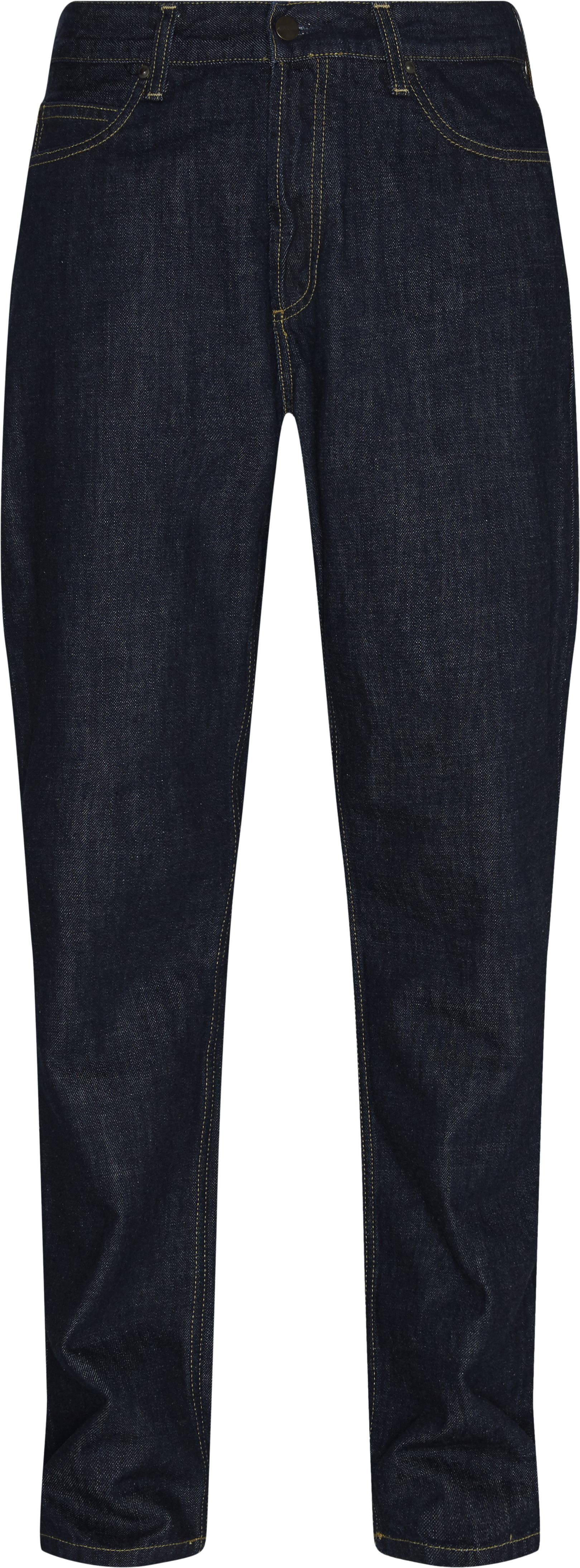 Marlow Pant - Jeans - Relaxed fit - Blå